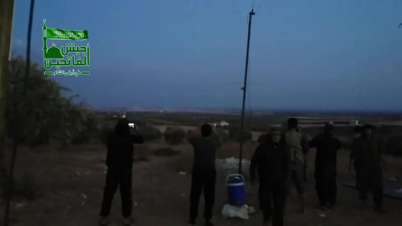Кадры новое оружие русских в Сирии на земле взрывается все что содержит взрывчатку детонируют капс