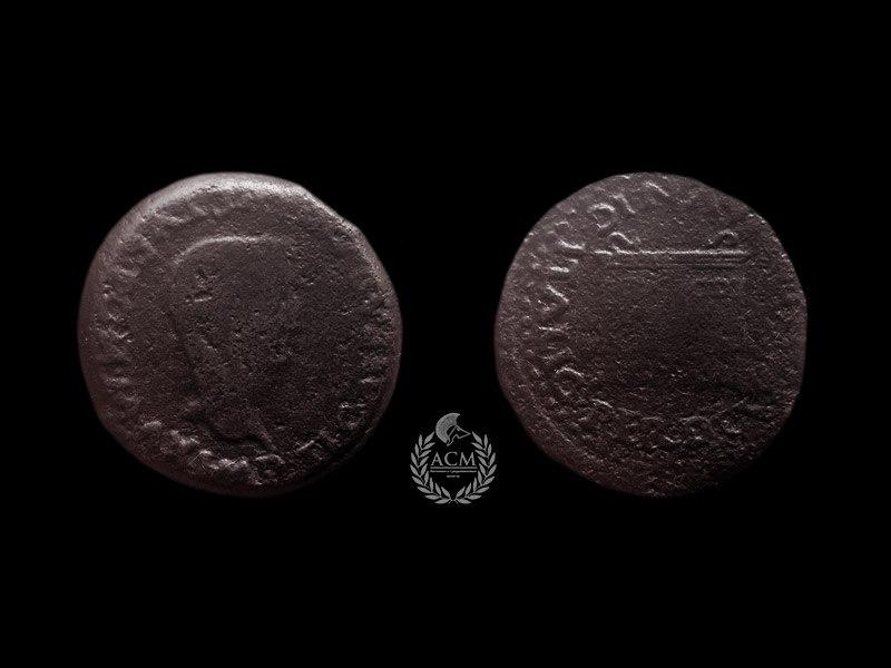 Асс. Рим. Тиберий (14-37 гг.)