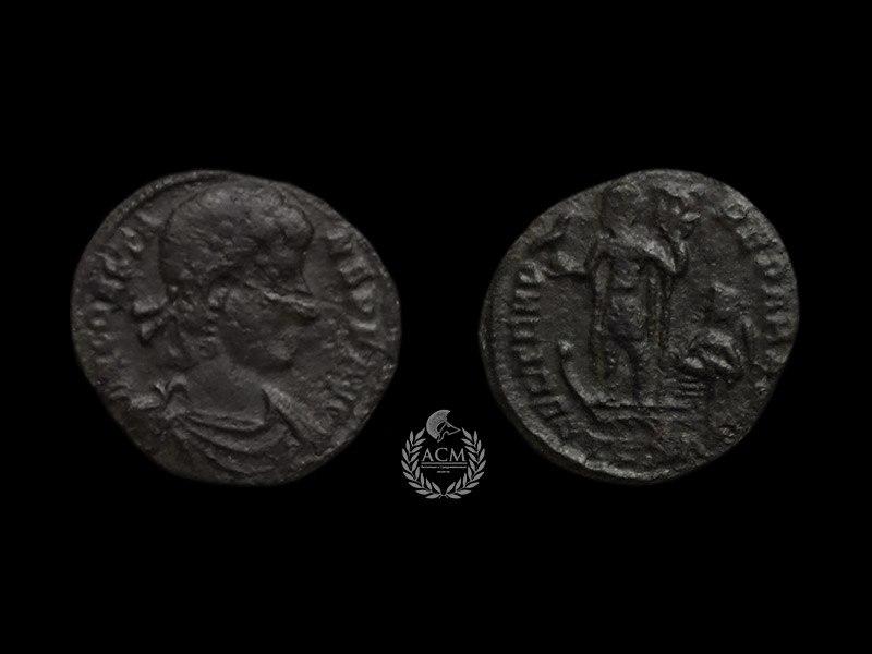 АЕ 3. Рим. Констант (337-350 гг.)