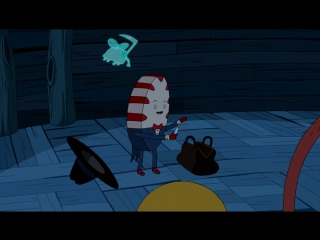 Adventure.Time.S06.E17. Муха-Призрак (Ghost Fly)