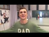 LU Live. Special׃ Танцы. За кадром - Макс Нестерович (Видеоблог Ляйсан Утяшевой)