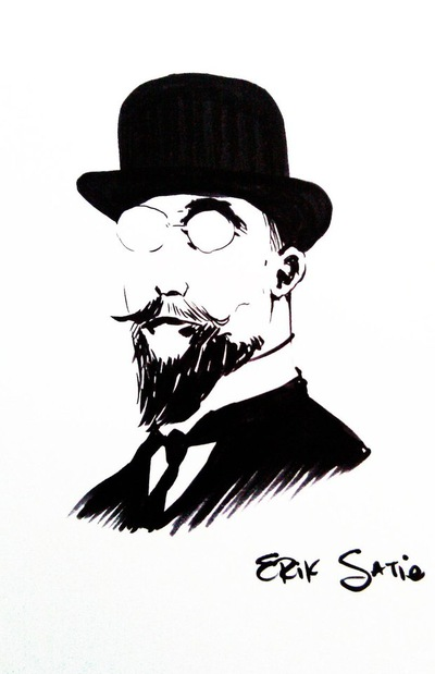 a biography of the composer erik satie and an analysis of his gymnopedie 1 Only decades after his 1925 death was french composer erik satie hailed as a genius of erik satie encyclopedia of world biography  satie, erik (alfred.