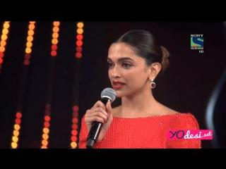 Filmfare Awards 2016 - награждение Дипики Падукон в номинации