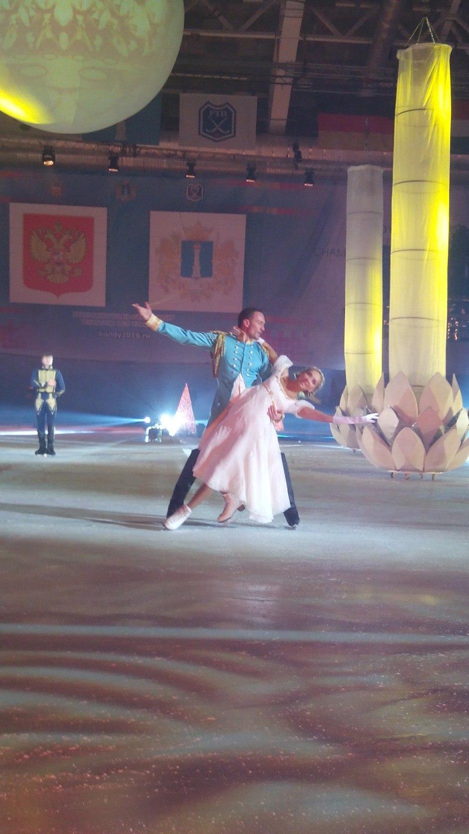 Церемония  открытия ЧМ по хоккею в Ульяновске WWAmAuj8zOg