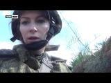На переднем крае. Украинские каратели активно занимают «серую зону»