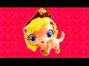 ЛПС ООАК Эвер Афтер Хай Эпл вайт литлс пет шоп на русском игрушки для девочек
