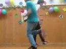 челкастые круто танцуют