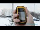 Garmin eTrex 10 Глонасс - GPS - видеообзор.