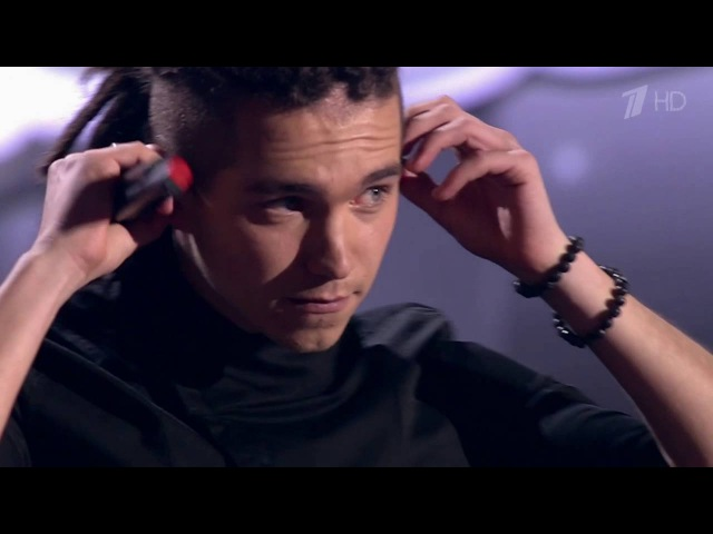 Кирилл Бабиев «Numb» - Слепые прослушивания – Голос – Сезон 5