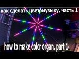 как сделать цветомузыку на умной LED ленте. Потрясающие эффекты музыкального шоу у вас дома.