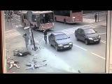 Слабонервным не смотреть  Ужасная авария! Трупы прямо на дороге