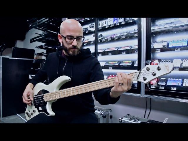 Periphery Prayer Position Bass Playthrough