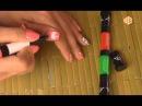 Набор для дизайна ногтей Hot designs [Domatv by]