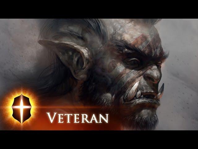 Veteran - Original SpeedPainting by TAMPLIER 2015