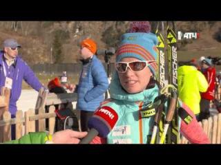 Биатлон с Дмитрием Губерниевым, Эфир от 13.12.2015