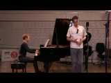 BBC In Tune Sessions Ian Bostridge sings Schumann