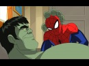 Великий Человек паук Неприкаянный Халк Сезон 1 Серия 19 Marvel