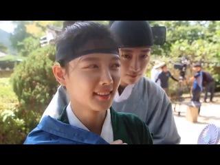 [선공개 5,6회 메이킹] NG를 내도 귀엽게 마무리 하는 박보검! 수중씬 완벽 그 자52404