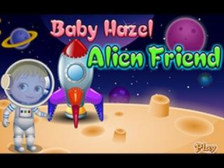 baby hazel alien friend games | Free fun games for baby girls & kids