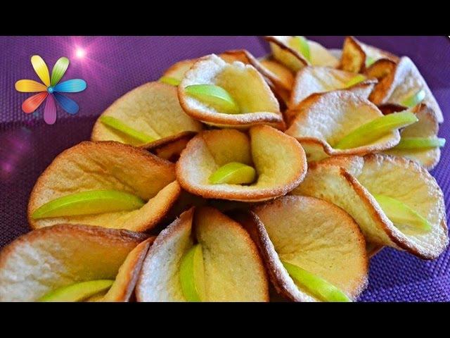 Как приготовить цветочное печенье всего за пять минут Все буде добре Выпуск 827 от 15 06 16