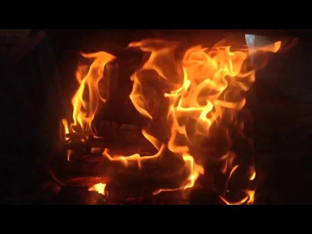 Как горят дрова в топке Промо Ш Группы Мета. Монтаж каминов anton-lewsha.ru