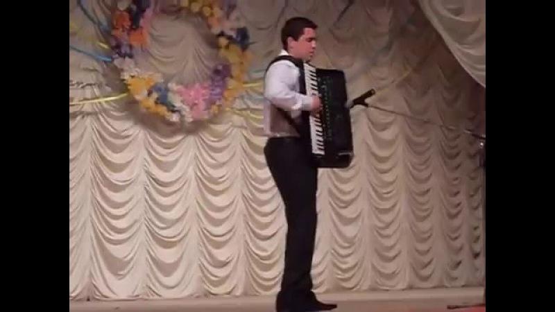 Ярослав Боднарчук (Акордеон. Концерт в Копичинцях) (accordion. The concert Kopychincy)