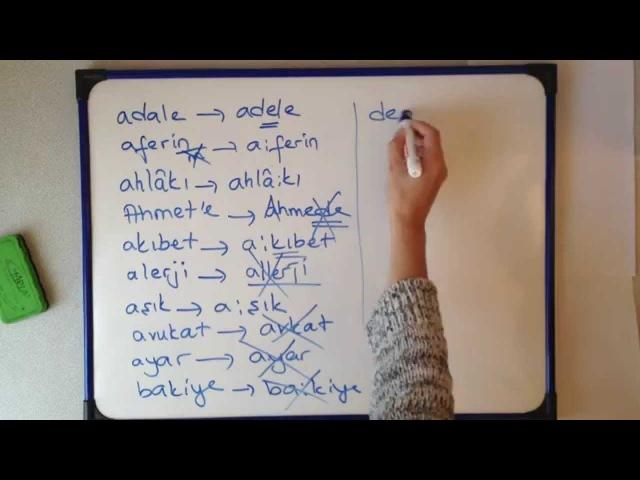 Türkçedeki Yaygın Okuma Yanlışları