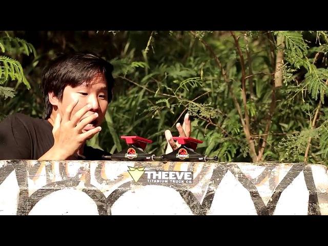 Jason Park | Theeve Trucks