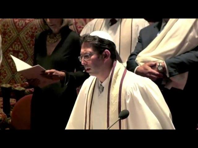 Kol Nidrei - Cantor Mo Glazman, Yom Kippur 5775/2014