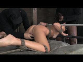 Очень жестокое порно са связыванием