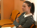 Журналистка из Забебы засыпает на пресухе