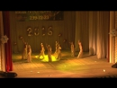 Отчетный концерт школы танца Новое Поколение.26.12.2015г.Мираж.Хореограф-Сафина Людмила