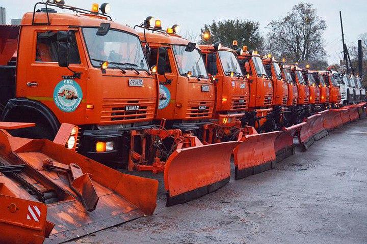 В Таганроге и Ростове к вечеру 27 января ожидается снегопад