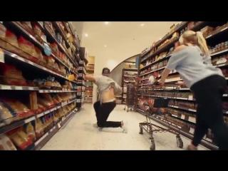 Как нужно ходить по магазинам (6 sec)