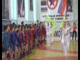 Региональный турнир  по самбо среди юношей состоялся в Колывани.  На татами встретились юные спортсмены Новосибирской области.