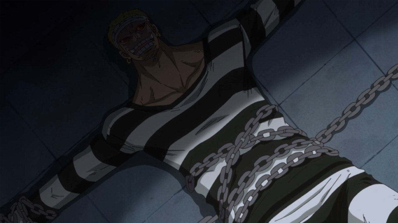 One Piece 746, Скачать Ван Пис 746, Большой Куш 746