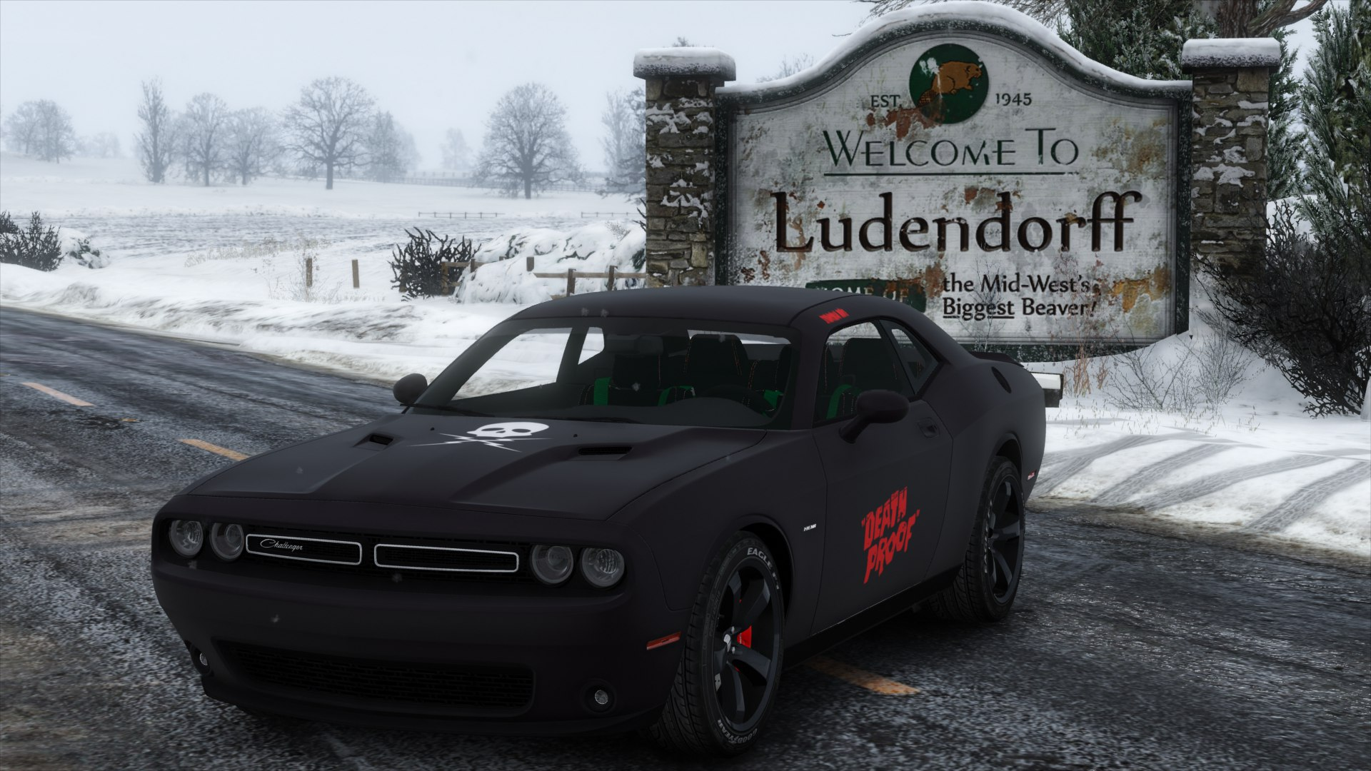 Welcome to Ludendorff GTA5
