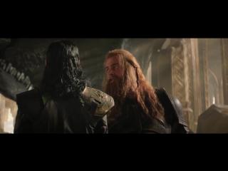 Тор 2 Царство тьмы/Thor: The Dark World (2013) ТВ-ролик №1