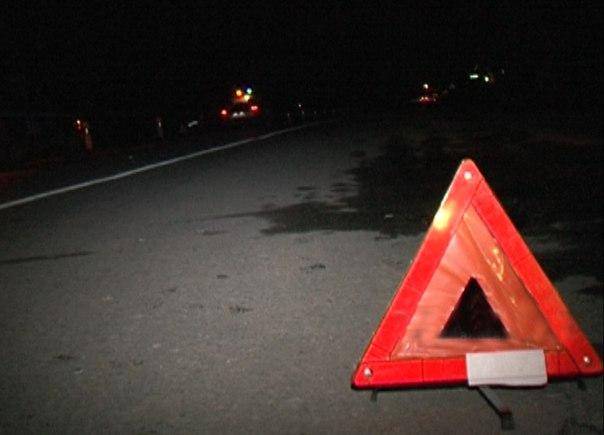На трассе М1 в Борисовском районе VW сбил двух пешеходов: женщина погибла, мужчина - в больнице