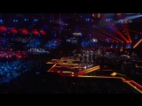 Justin Timberlake - Cant Stop The Feeling! (Eurovision 2016 The Grand Final)