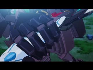 (без рекламы) Хроники непобедимого Бахамута - 5 (05) серия Ancord, NikaLenina