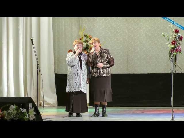 ОЛЬГА МОХИНА И ЛИРА ШУТОВА - не зови меня спать перепелка (26.02.12)