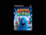 Monsters vs. Aliens Game Soundtrack - Main Menu