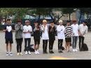 빅스(VIXX).NCT 127.업텐션(UP10TION) 뮤직뱅크 리허설 출근길