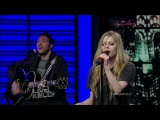 Avril Lavigne - Wish You Were Here @ Live! With Kelly