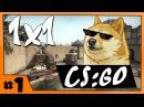 CS:GO (Sh0ut =DD VS Tonu Stark)