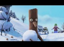 Stick familys Christmas morning - Stick Man Preview - BBC One Christmas 2015