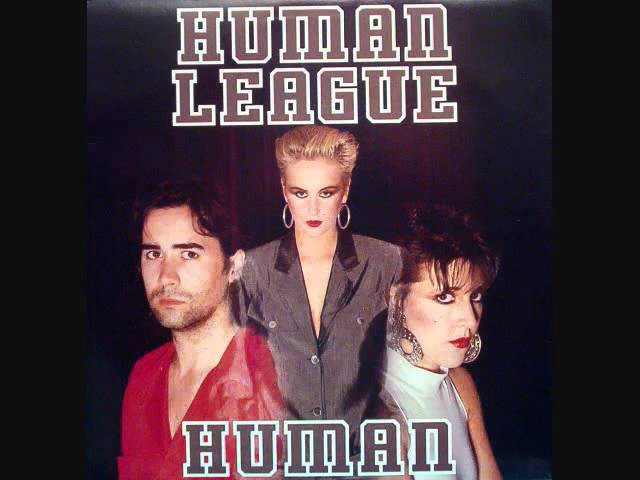 Human League - ''Human (Tre's 707 Extended Version)''
