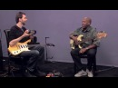 Nathan East Paul Gilbert - Blues Jam in Key of A