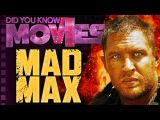 Mad Max Fury Road Development HELL - Did You Know Movies ft. Austin Eruption